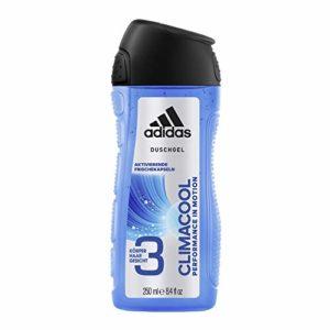 adidas Climacool душ гел за мъже 3в1 250ml