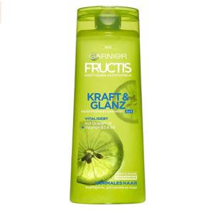 Шампоан Garnier Fructis 2в1 с витамин В3 и В6, 250ml