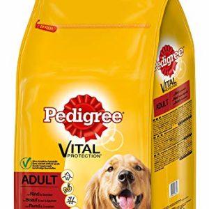 Кучешка храна Pedigree Adult говеждо и зеленчуци, пораснало куче 7,5кг