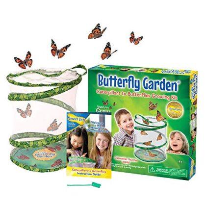 Преносима детска мрежа за пеперуди и насекоми 4+год.