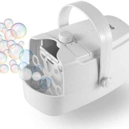Автоматична машина, вентилатор за сапунени балончета